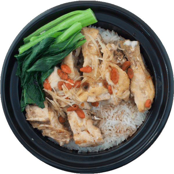 Chicken Pot Clay Pot Rice