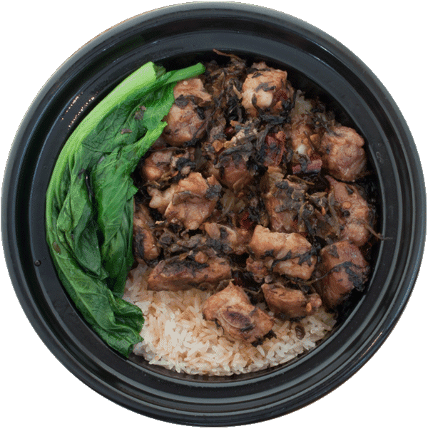 Rib Pot Clay Pot Rice